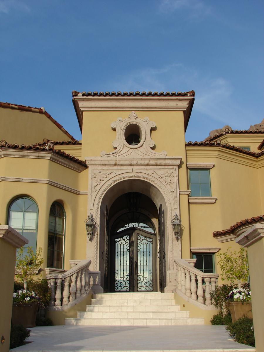 Entryways - Casa de Cantera