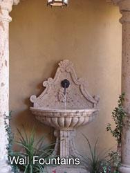 Wall Fountains - Casa de Cantera