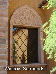 Window Surrounds - Casa de Cantera