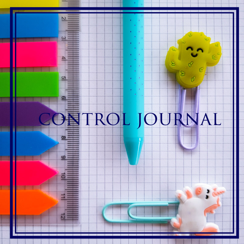Come fare il Control Journal di FlyLady