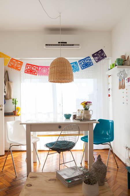 Acceso directo comedores casa chaucha for Decoracion living departamento 2 ambientes