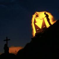 The Burning Cemetery | BOCCHETTA PAÙ 7 agosto 2013 | L'ATTO FINALE | Fiori e Consegna delle Croci