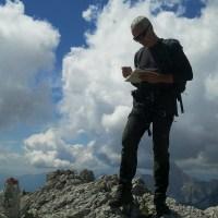 SCRITTURA GEOGRAFICA 00 | Esposizioni in Spazio Reale | VIA SCALET-BETTEGA al Sass d'Ortiga | Fondamenti per un'interpretazione artistica dell'alpinismo