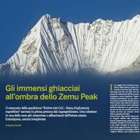 Montagne360 | 16 pagine dedicate alla spedizione ZEMU K2014-150CAI