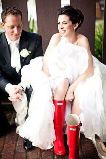 casamento chuva galocha 2