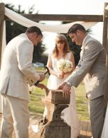casamento cerimonia do vinho first fight box 5