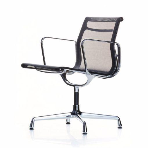 Aluminium-Chair-EA-108-Vitra-in-Black-Mesh-Design-Charles-Ray-Eames-1