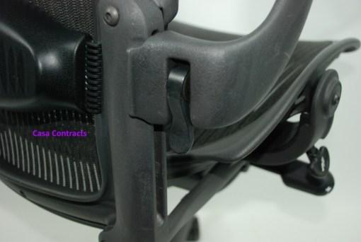Herman Miller Aeron chair mesh base and back 19a