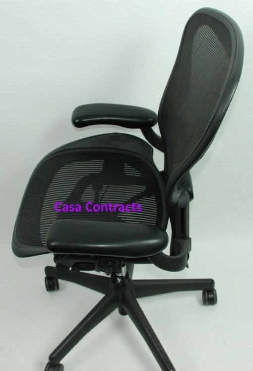 Herman Miller Aeron chair mesh base and back 4b