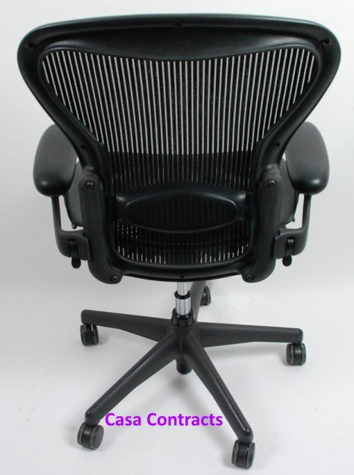 Herman Miller Aeron chair mesh base and back 5a