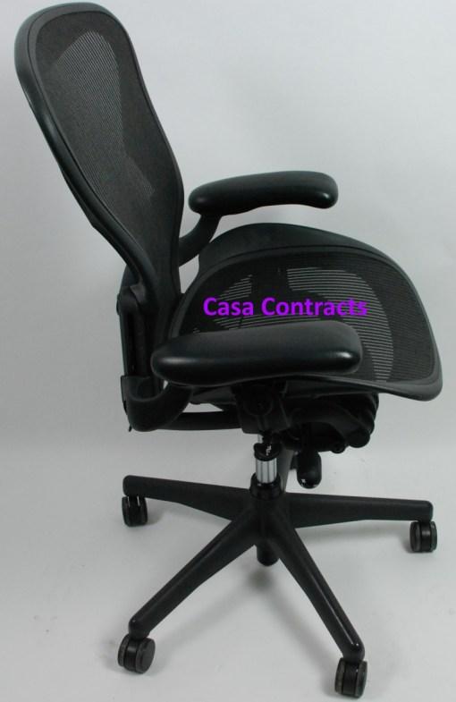 Herman Miller Aeron chair mesh base and back 8b