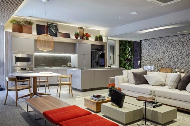 Casa DellAnno, por Cybele Barbosa + Arquitetos Associados - CASACOR Brasília