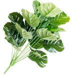 18 leaves 49cm green