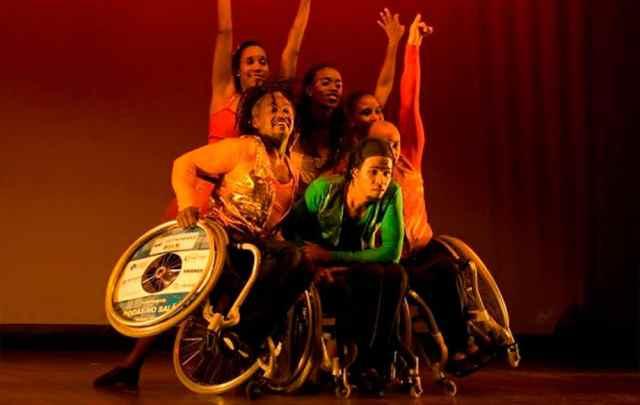 Dança em Cadeira de Rodas. A arte em movimento.