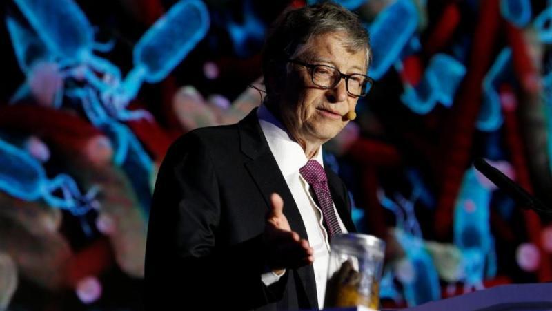 Bill Gates e a Pandemia
