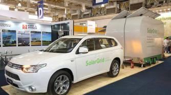Solar Truck. Imagem: Exame/reprodução