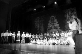 Festival Fin de Curso de la Escuela de Baile en el Teatre Escorxador