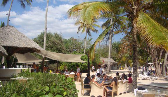The Beach Club by Le Cirque - casa de campo living