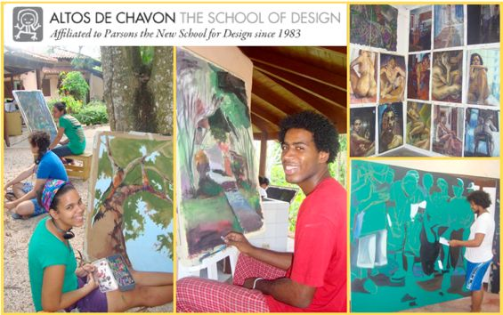 Altos de Chavon School of Design