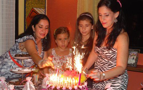 birthday party casa de campo