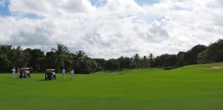 la romana country club golf course