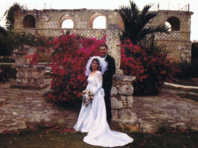 wedding altos de chavon