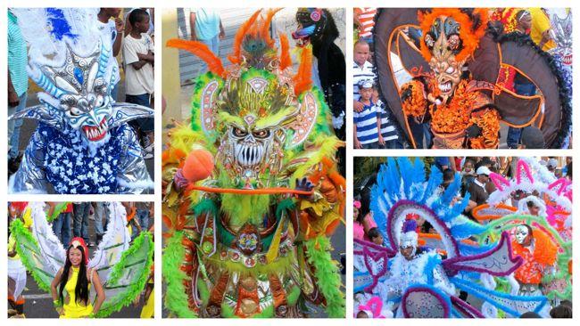 carnaval dominicano