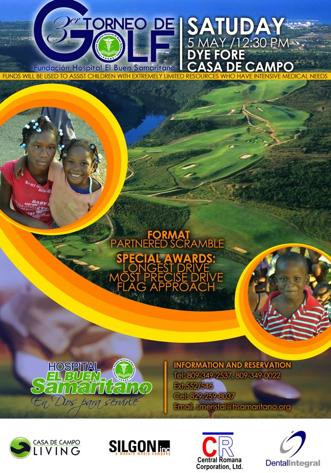 golf torneo casa de campo