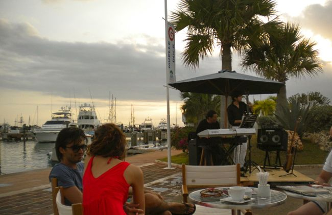 azimut cafe marina casa de campo