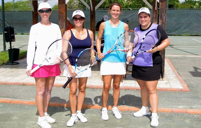tennis fundacion MIR