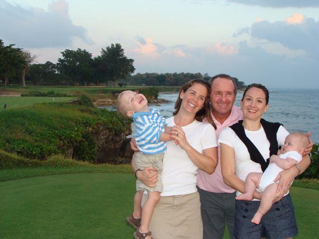 Gilles Gagnon Family