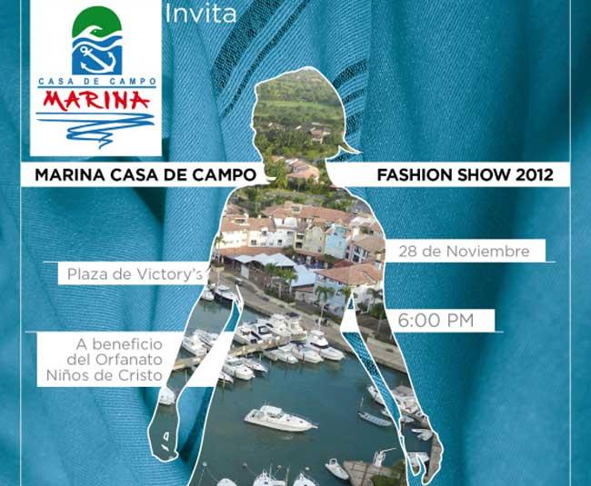 marina casa de campo fashion show