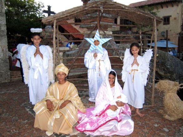 fundacion MIR nativity