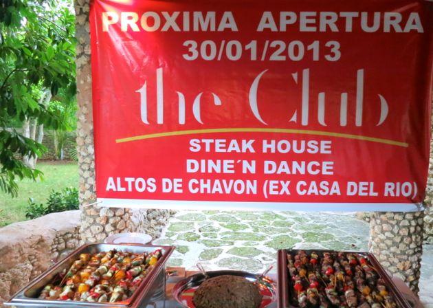 the club altos de chavon