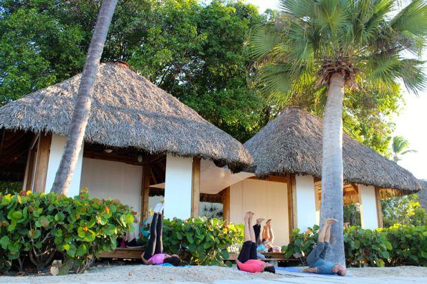 Casa de Campo Duenos 2013 yoga
