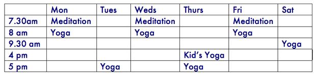 Ki-Ra yoga