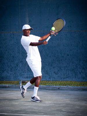 Francisco_Concepción_McDaniel Tennis Tournament