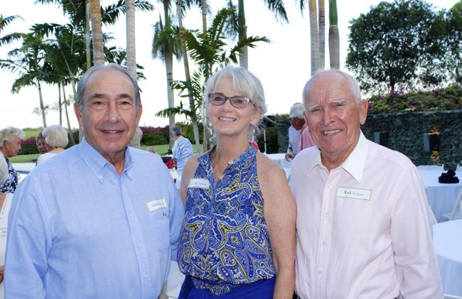 Alfonso Paniagua, Kathy and Rick McDaniel McDaniel Tennis Tournament