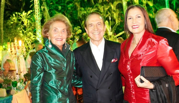 Phyllis Berney, Claudio Silvestri, Jeannette Sanchez-Lopez