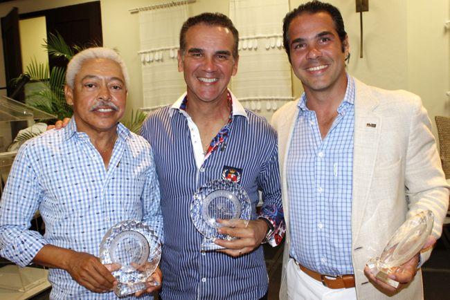 Carlixto Gabriel, Juan Velasquez,  Julio Zeller