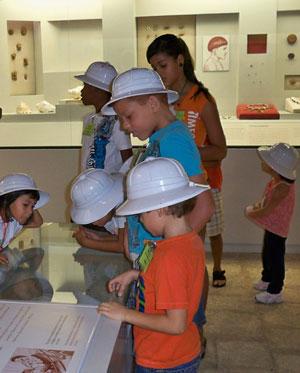 Altos de Chavon Archeology Museum