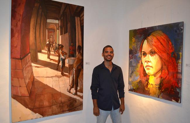 Alejandro Perez arte