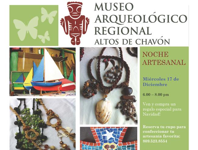 Altos de Chavon regional Museum archeology
