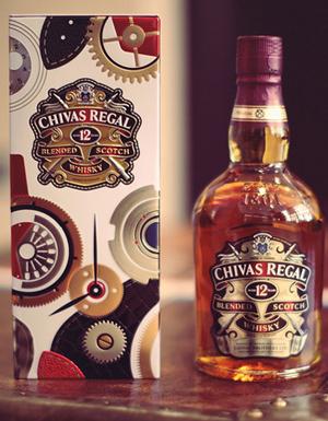 Chivas Bremont gift set