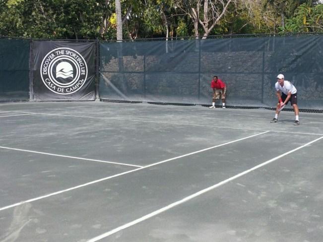 futures tennis tournament