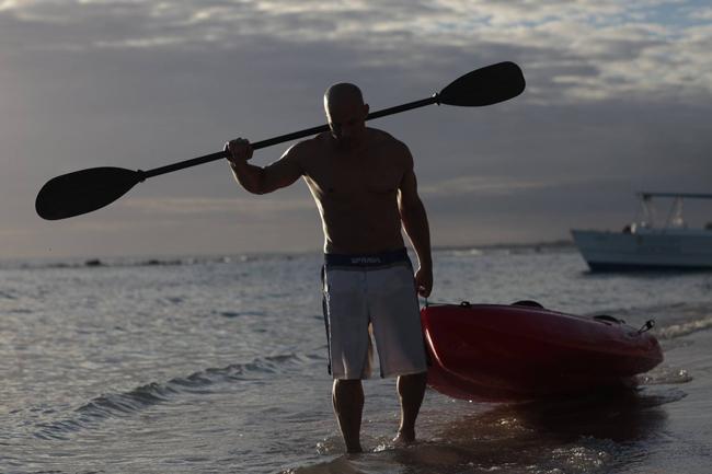 Vin Diesel Casa de Campo Minitas Beach
