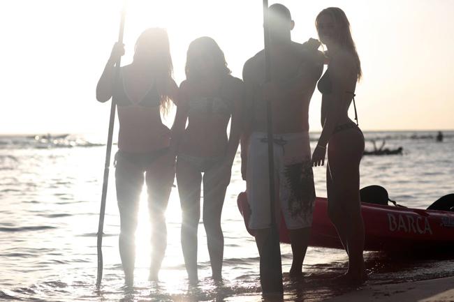 Vin Diesel Minitas Beach 3