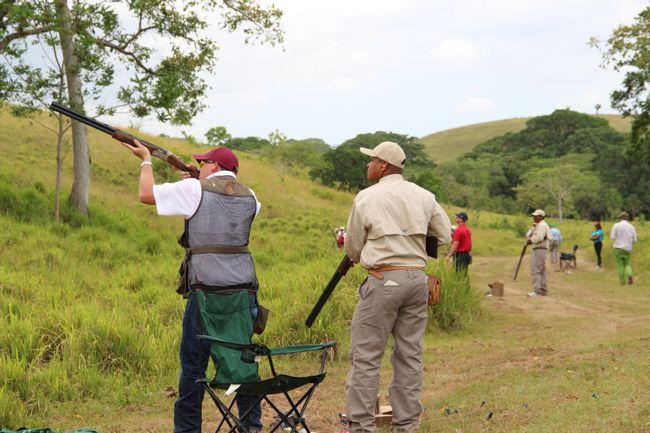 Casa de Campo Sugar Shooting tournament