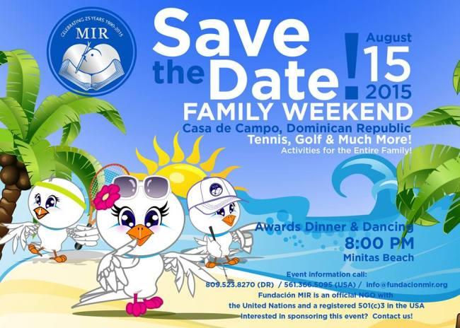 Fundacion_MIR_Family_Weekend