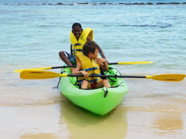 FCBEscola Kayaking
